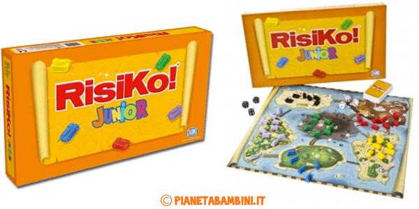 Immagine del gioco da tavolo Risiko Junior