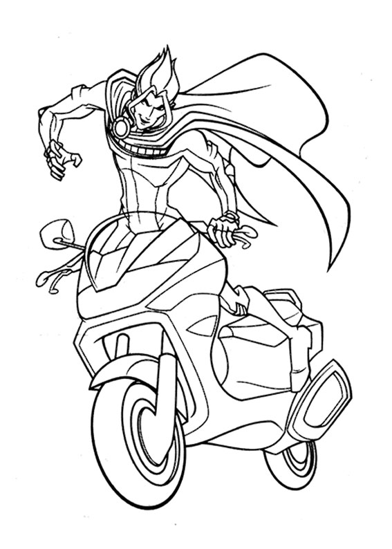 weathering coloring pages - photo#17