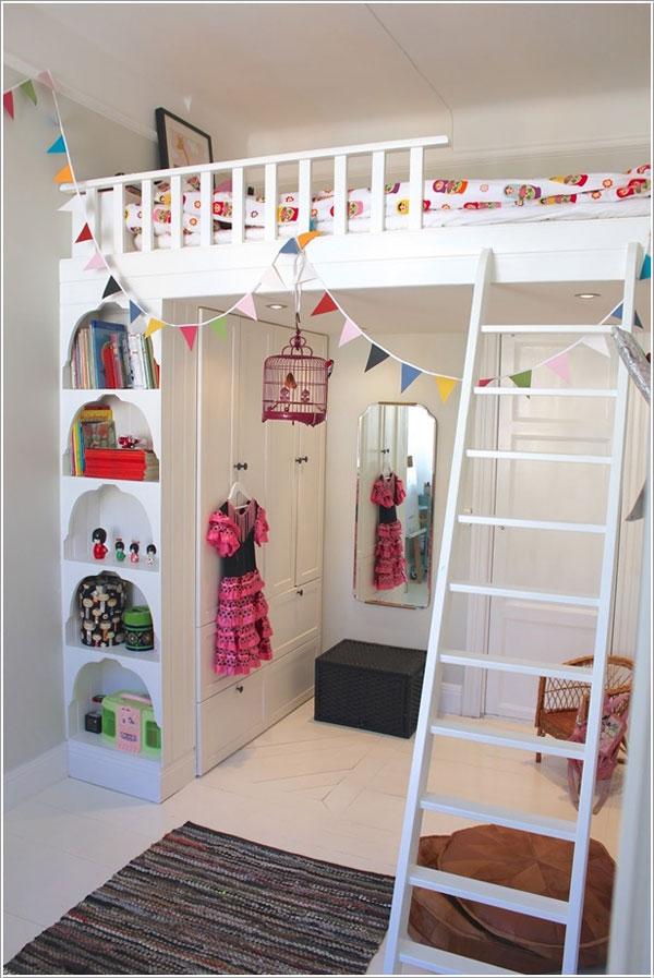 Foto della cameretta per bambini n.05