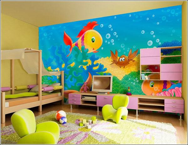 Foto della cameretta per bambini n. 28