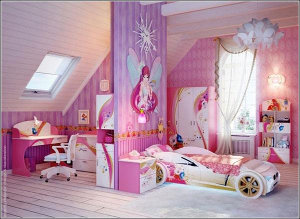Foto della cameretta per bambini n. 34