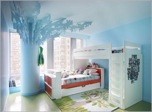 Idee Cameretta Bambini : Foto di camerette per bambini con arredamento particolare
