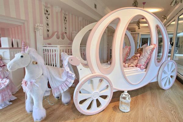 Camera Da Letto Da Bambino : Foto di camerette per bambini con arredamento particolare