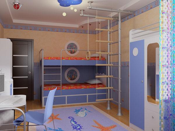 Foto della cameretta per bambini n. 74