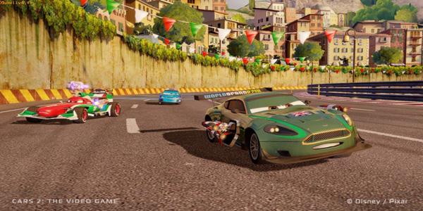 Videogioco Cars 2 per bambini