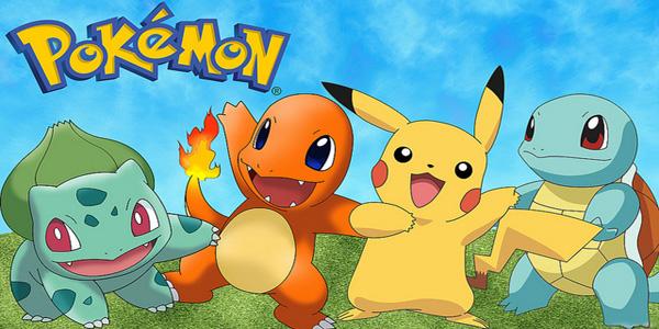 Disegni dei Pokémon da stampare gratis
