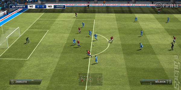 Videogioco Fifa 13 per bambini