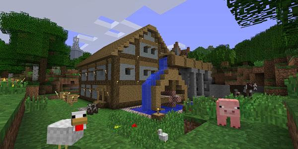 Videogioco Xbox 360 Minecraft per bambini