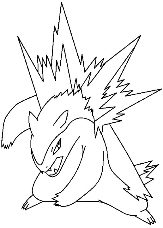 Immagini di pokemon da colorare e stampare