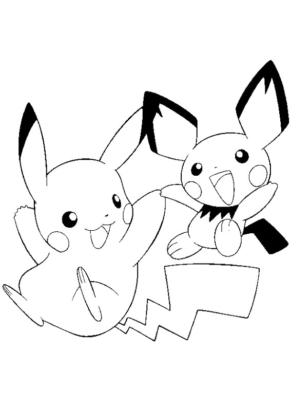 102 Disegni Dei Pokemon Da Stampare E Colorare Pianetabambini It