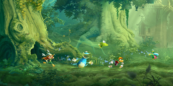Videogioco Rayman Legends per Xbox 360
