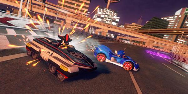 Videogioco Sonic And All-Stars Racing Trasformed per bambini