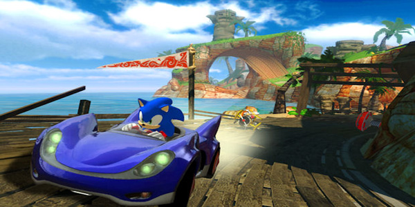 Videogioco Sonic And Sega All-Stars Racing per Xbox 360