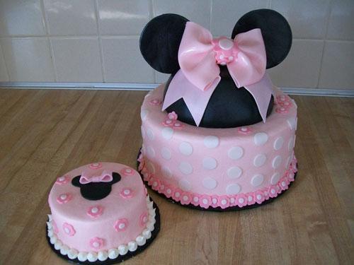 Foto della torta di Minnie n. 04