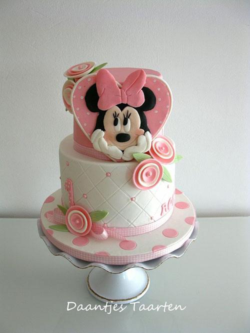 Foto della torta di Minnie n. 25