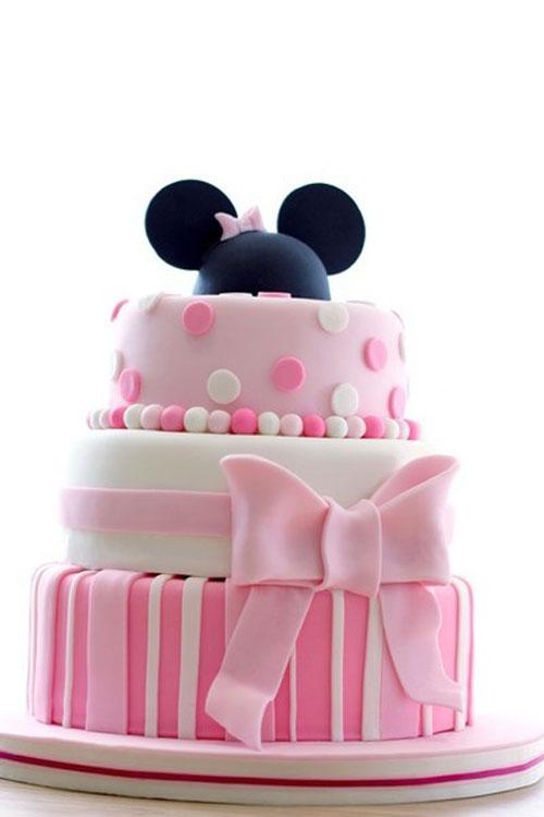 Foto della torta di Minnie n. 30