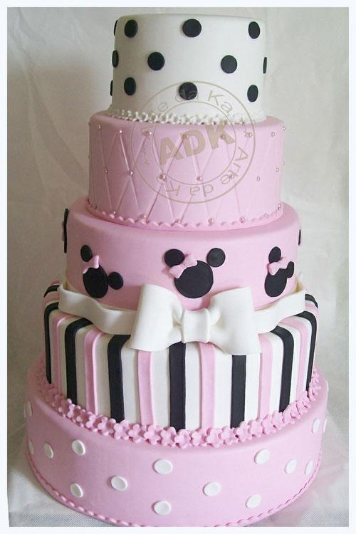 Foto della torta di Minnie n. 33