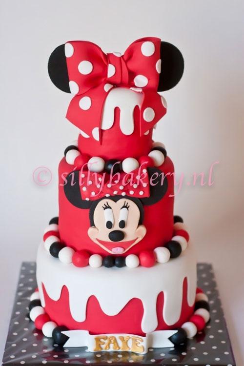 Foto della torta di Minnie n. 45