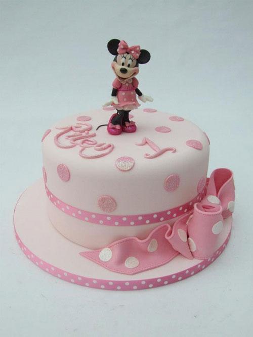 Foto della torta di Minnie n. 49
