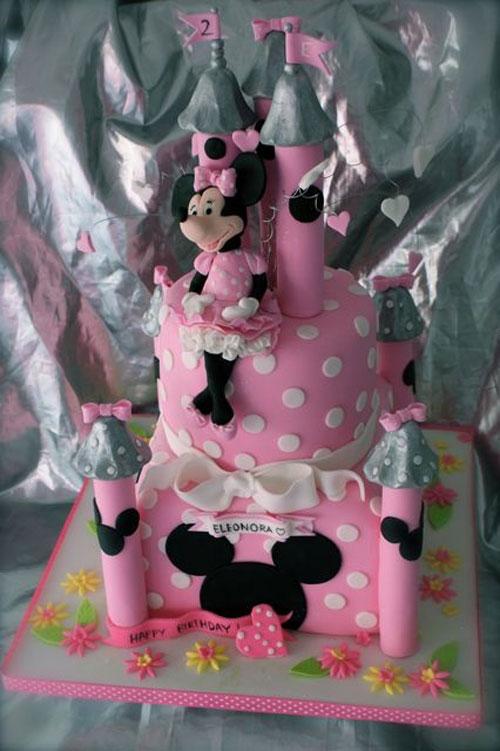Foto della torta di Minnie n. 59
