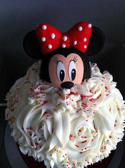 Foto della torta di Minnie n. 66