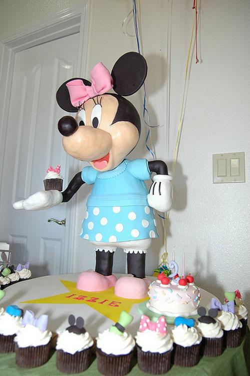 Foto della torta di Minnie n. 67