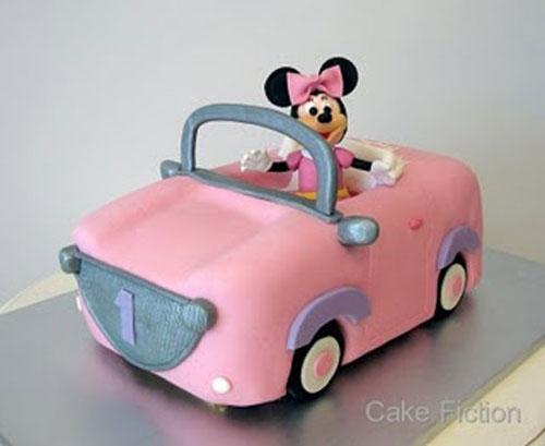 Foto della torta di Minnie n. 68