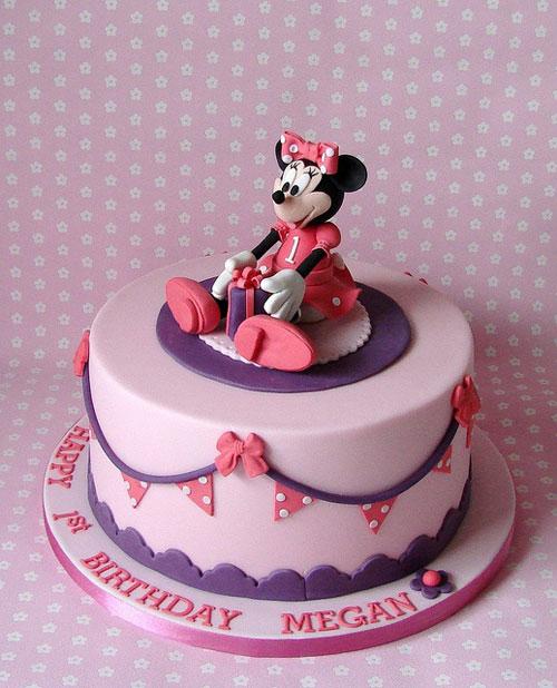 Foto della torta di Minnie n. 70