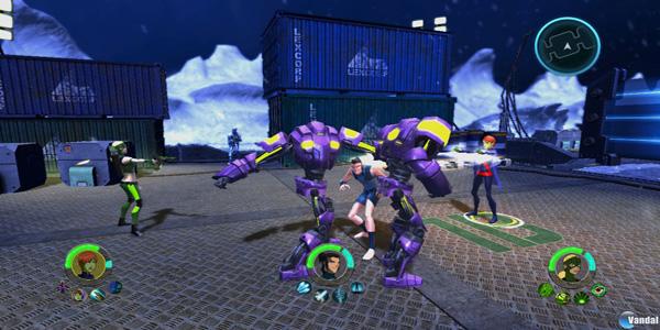 Videogioco Young Justice Legacy per Xbox 360