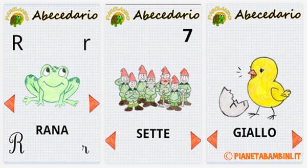 Immagine dell'app Abecedario