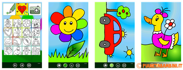Immagine dell'app Colour Sprouts Gratis