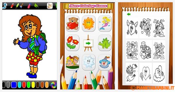 Immagine dell'app Disegni da Colorare