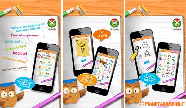 Immagine dell'app iOS Nuovo Alfabeto Parlante