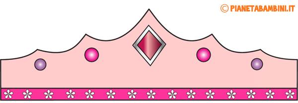 Immagine della corona di carta da principessa n.3
