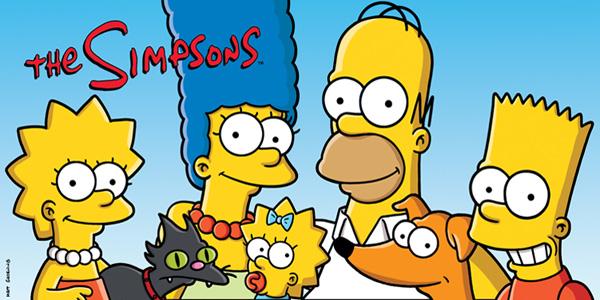 Disegni dei Simpson da stampare gratis