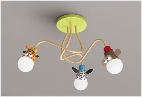 50 fantastici lampadari per camerette di bambini pianetabambini.it