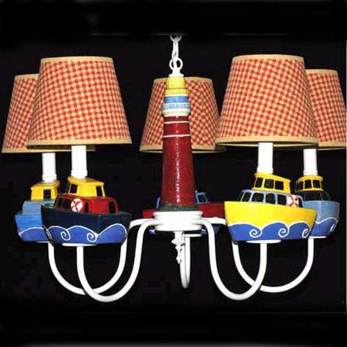 Foto del lampadario per camerette di bambini n.05