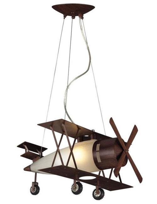 Foto del lampadario per camerette di bambini n.09
