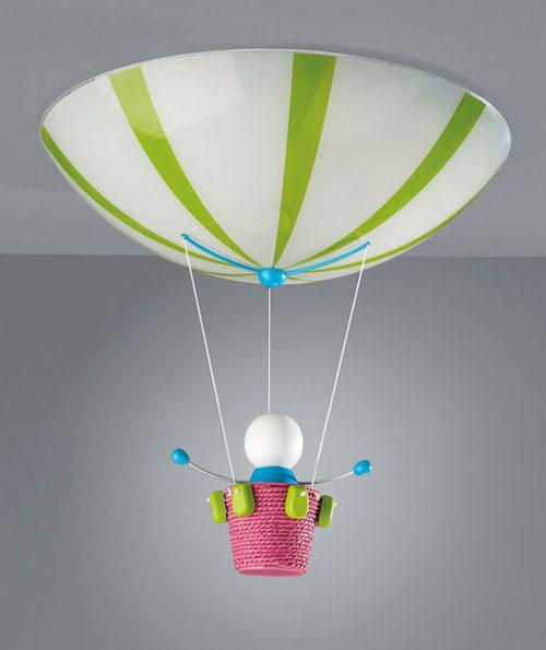 50 Fantastici Lampadari per Camerette di Bambini   PianetaBambini it -> Lampadari Design Per Bambini