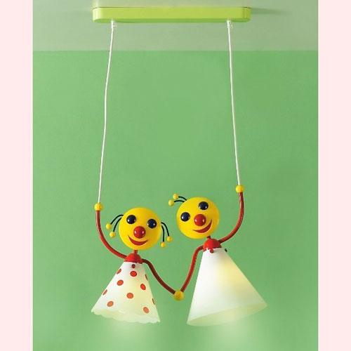 Foto del lampadario per camerette di bambini n.20