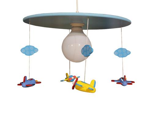 Foto del lampadario per camerette di bambini n.21