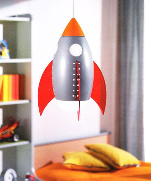 Foto del lampadario per camerette di bambini n.24