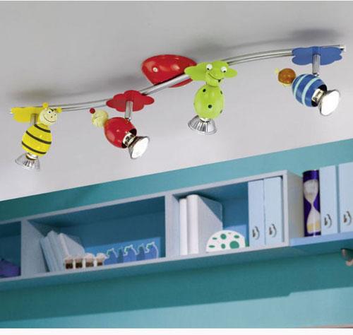 Foto del lampadario per camerette di bambini n.28