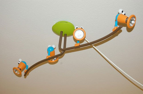 Foto del lampadario per camerette di bambini n.30