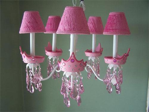 Foto del lampadario per camerette di bambini n.32
