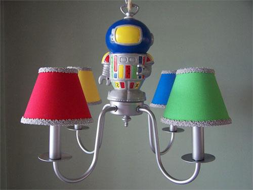 50 fantastici lampadari per camerette di bambini - Ikea lampadario camera ...
