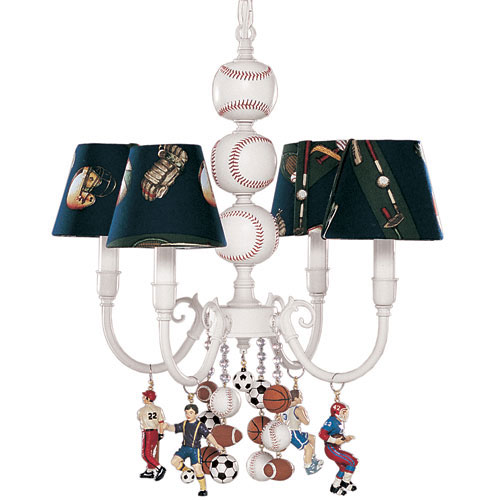 Foto del lampadario per camerette di bambini n.35