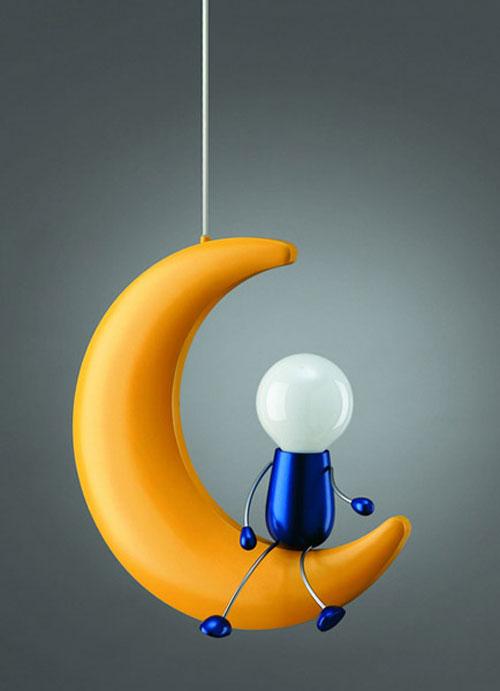 Foto del lampadario per camerette di bambini n.37