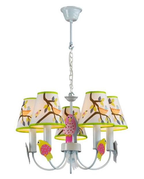 Foto del lampadario per camerette di bambini n.39