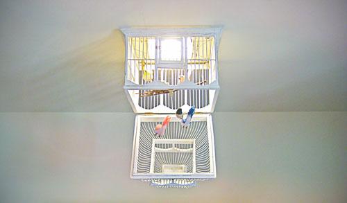 Foto del lampadario per camerette di bambini n.44